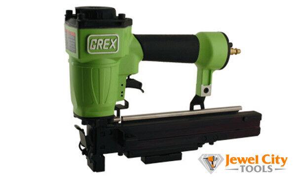 Brand New Grex 16 Gauge 1-1 2  Length 1  Crown Stapler - 2638