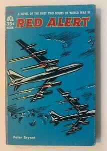 1958 RED ALERT ACE PBO Stanley Kubrick Dr. Strangelove Peter Sellers ACE D-350