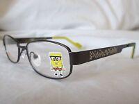 Nickelodeon Spongebob Digi Pixel 45-15-120 Child Glasses Frame & Authentic