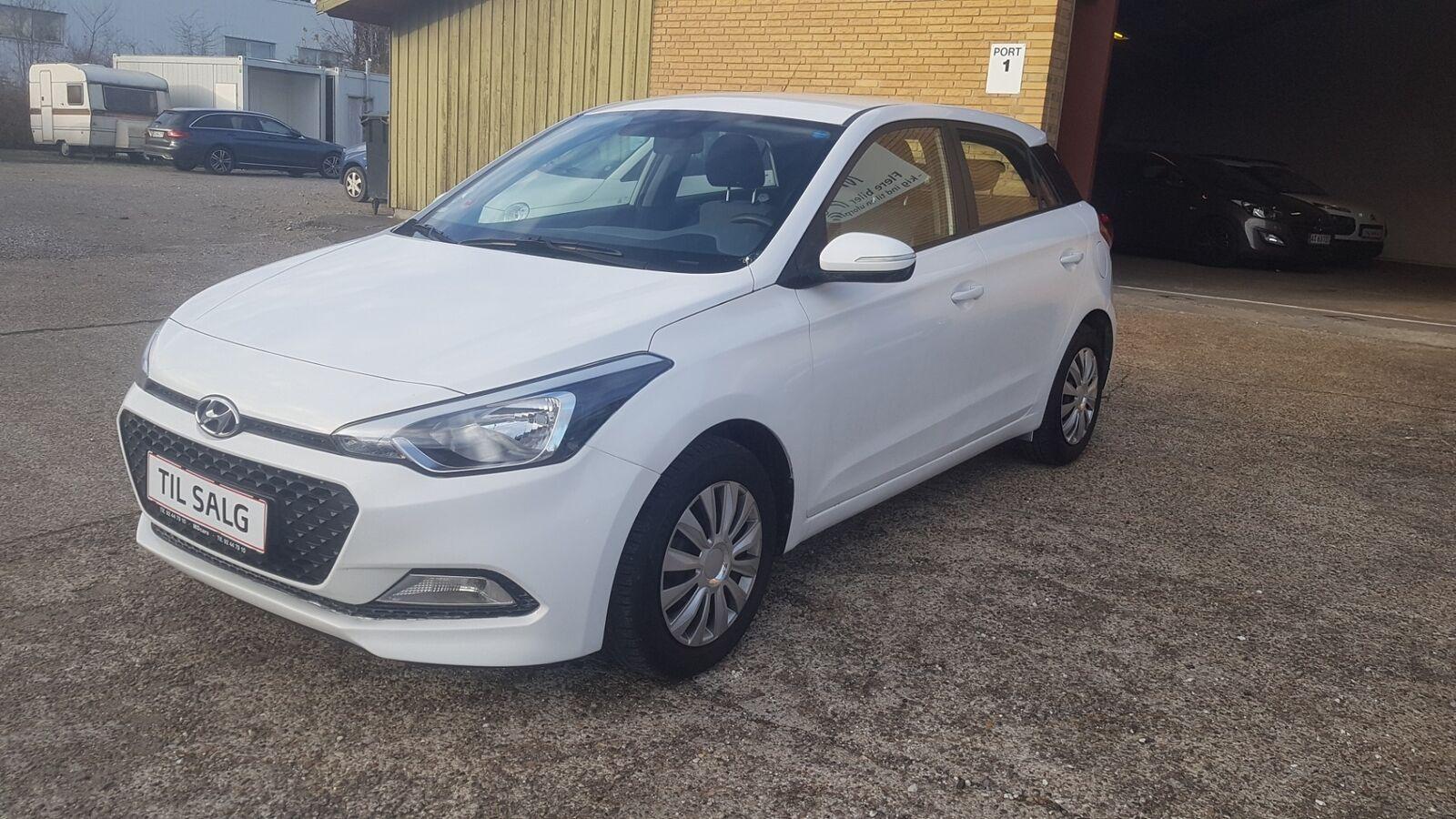 Hyundai i20 1,1 CRDi 75 Active Eco 5d - 64.900 kr.