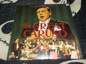 The-Great-Caruso-Laserdisc-Ld-Mario-Lanza-Ordini