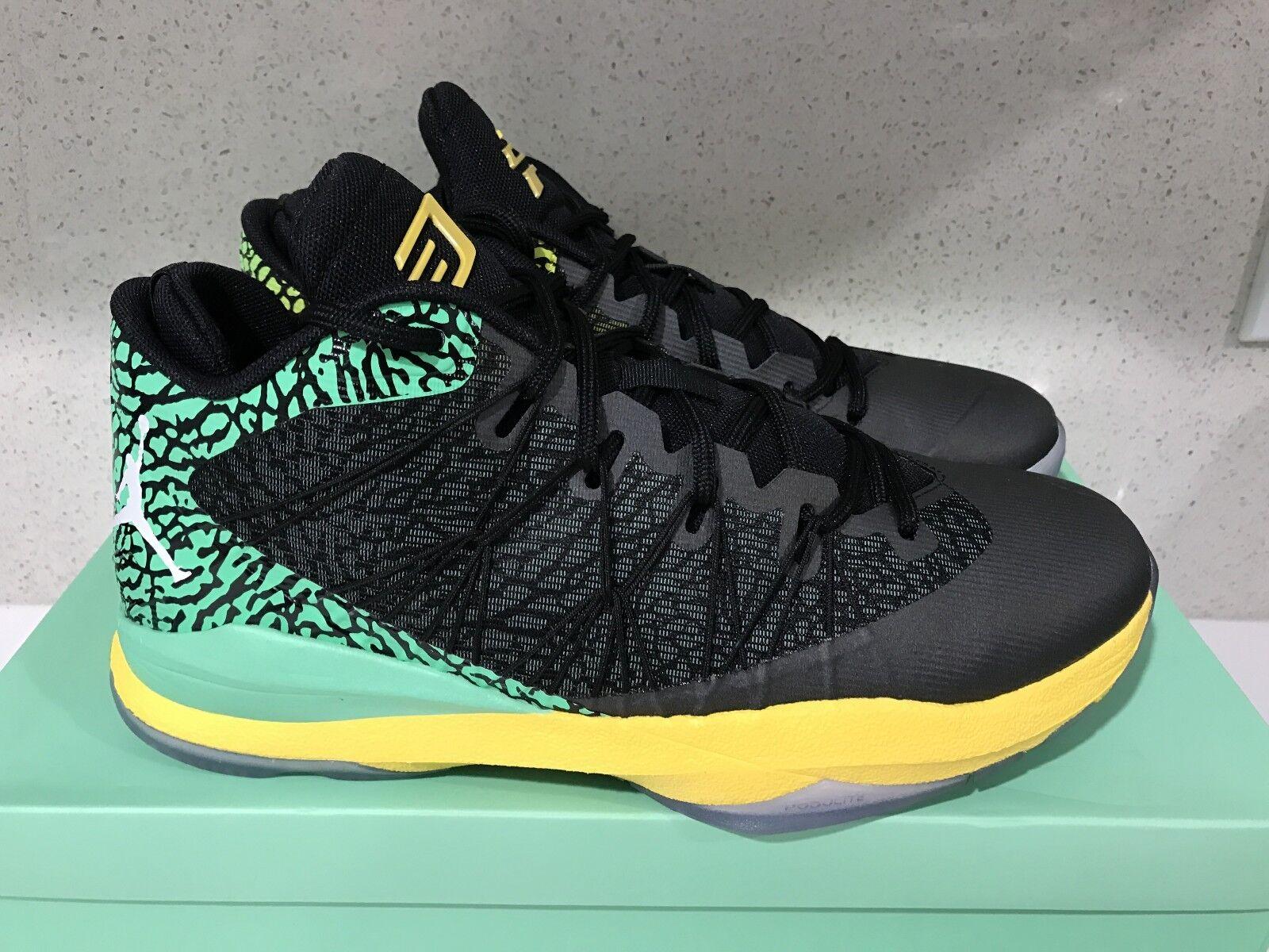 Nike Air Jordan CP3 9 7 VII AE tamaño 9 CP3 III Brasil Pack Retro 6 muestras db37ac