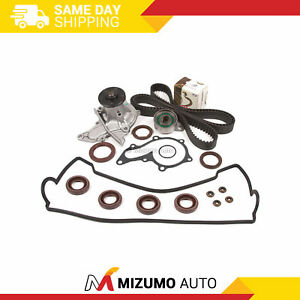 Timing-Belt-Kit-Water-Pump-Valve-Cover-Fit-93-97-Toyota-Corolla-Celica-Geo-7AFE