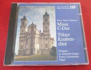 CD-Missa-C-Dur-Tolzer-Knaben-Chor-Germany-Records-Album