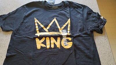 NBA 2K19 Lebron James king logo lbj