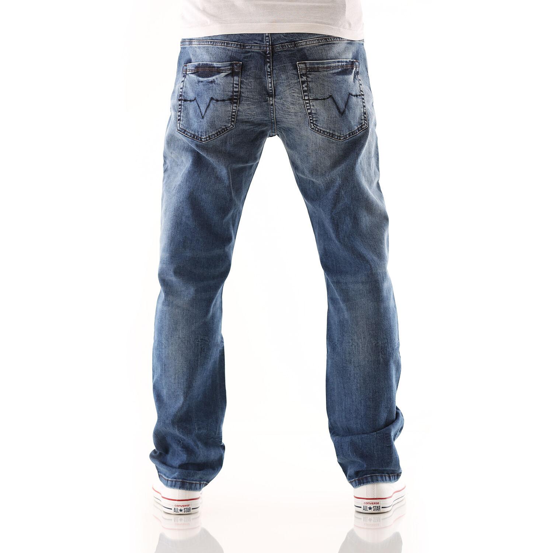 BIG SEVEN JEANS XXL Ryan DAYTONA REGULAR REGULAR REGULAR FIT pantaloni uomo Misure grandi NUOVO 97695c