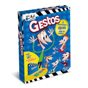 Hasbro - Gestos - NUEVO