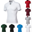 New-Vogue-Men-039-s-Stylish-Casual-T-Shirts-Slim-Fit-Short-Sleeve-POL-Shirt-Tops thumbnail 4
