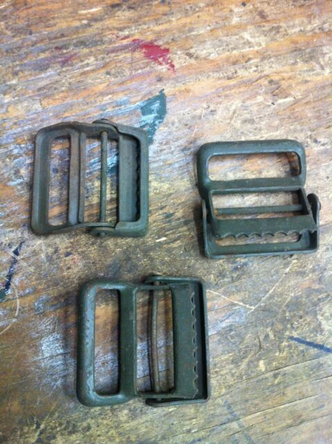 Jeep , WWII MB, GPW, Dodge, GMC NOS Gas Can Strap Buckle, G-503, 502, 508