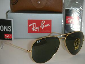 ray ban green gold aviators  gold ray ban Archives