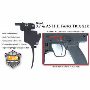 Tippmann HE A-5 A5 EGRIP KIT X7 Type Paintball E Trigger Full Auto Upgrade