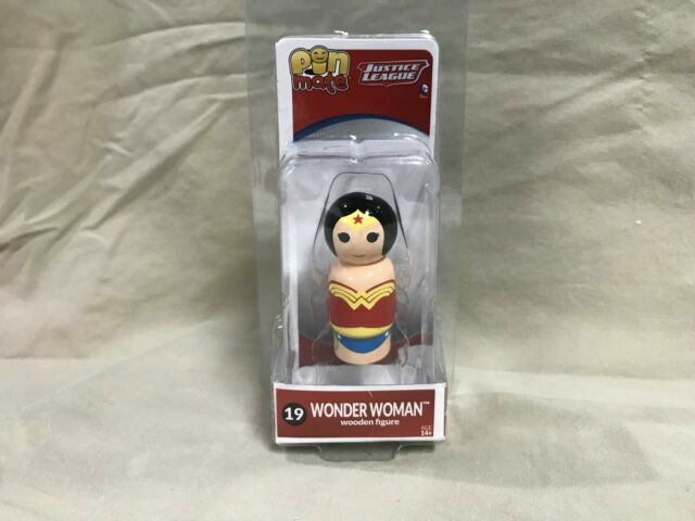 Pin Mate Justice League 19 wonder woman figure DC COMICS 03273