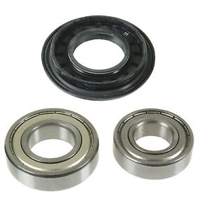 DRUM-BEARING-amp-SEAL-KIT-for-INDESIT-Washing-Machine-x1-W1-6205z-6206z
