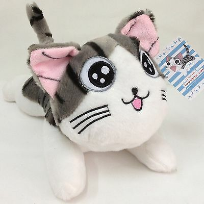 Chi's Sweet Home Anime Chi Cat Plush Soft Toy Stuffed Teddy Doll (moved) 12""