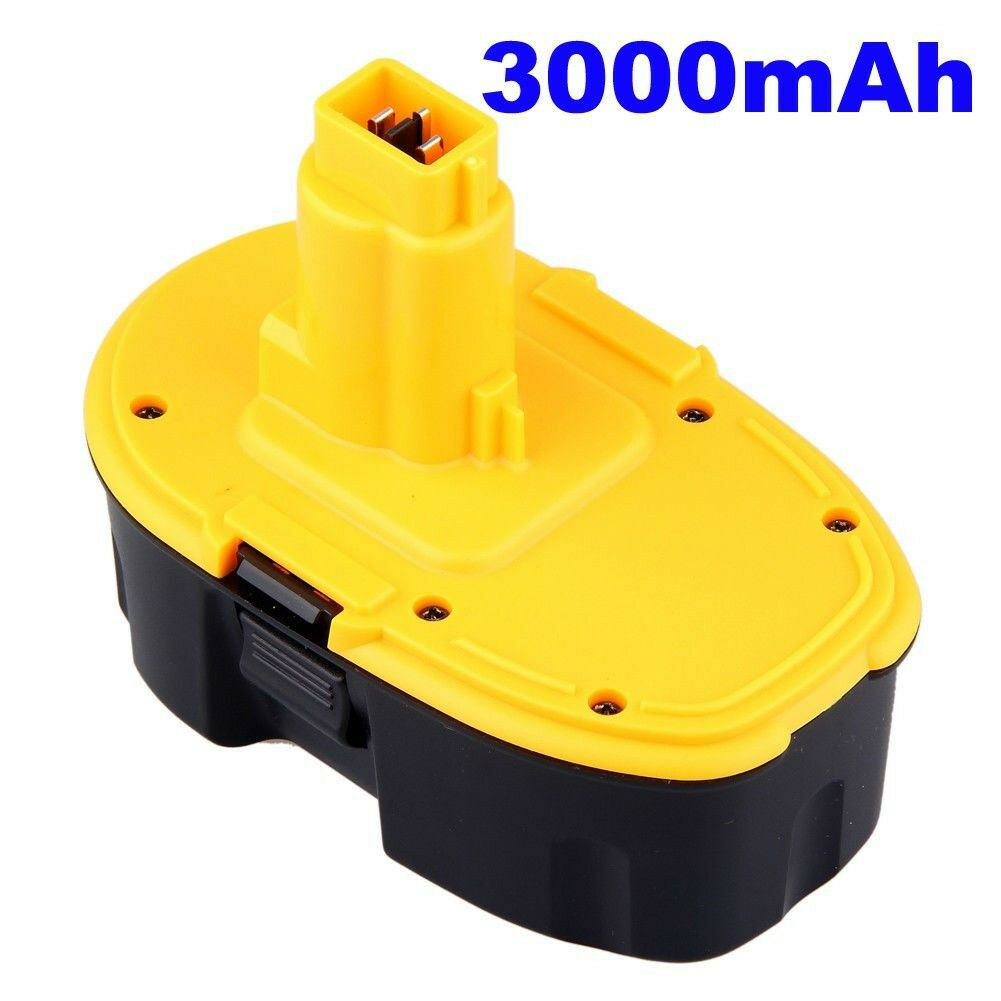 3000mAh 18V XRP Battery For Dewalt DC9096 DW9096 DW9095 DW9098 18 Volt Battery