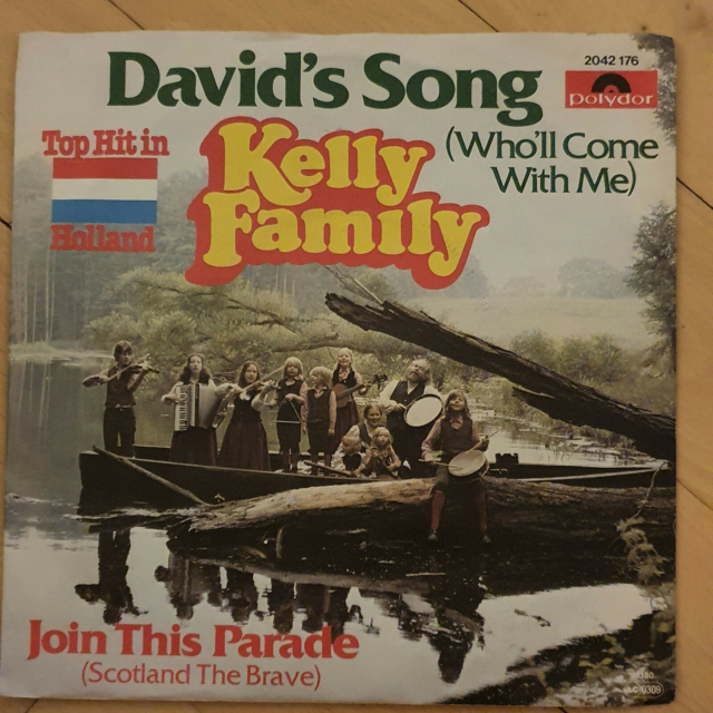 Single, The Kelly Family, David's Song (Who'll Come With…