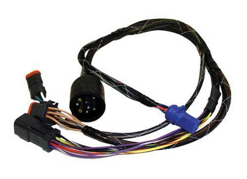 cdi electronics adapter harness johnson evinrude 423 6349 ebay johnson outboard wiring harness adapter wiring adapter harness for johnson evinrude 1996 up outboards 176349