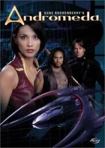 Andromeda-Season-1-Collection-3-Episode-111-114-DVD-VERY-GOOD