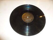 "MISCHA DANIELS feat CROWN - Last Nite - 2004 Dutch 2-track 12"" Vinyl Single"