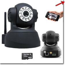 TELECAMERA A INFRAROSSI WI-FI PER VIDEOSORVEGLIANZA CON IL TELEFONINO