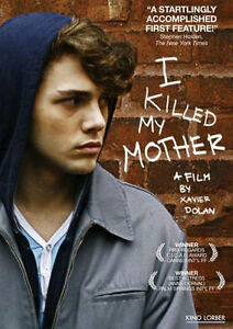 I KILLED MY MOTHER - DVD - Region 1 - Sealed