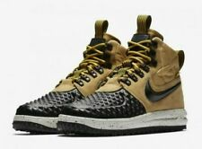Nike Lunar Force 1 Duckboot '17 Mens 916682 701 Gold Bone