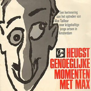 MAX-TAILLEUR-Heugst-Genoeglijke-Momenten-met-Max-1970-VINYL-SINGLE-7-034