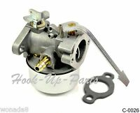 Carburetor For Tecumseh 640086 640086a 632641 632552 3hp 2 Cycle Engine Carb
