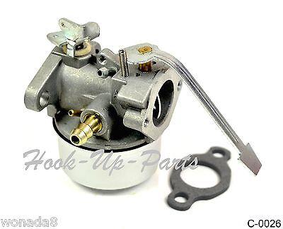 640086A Carburetor For Tecumseh Toro MTD YardMachine Snow blowers 3hp Engine USA