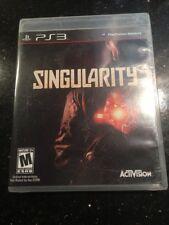 Singularity (Sony PlayStation 3, 2010)