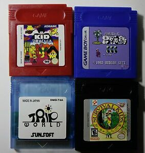 Gba Gbc Pokemon Viaje Mundo Shantae Mario Kirby Carro De