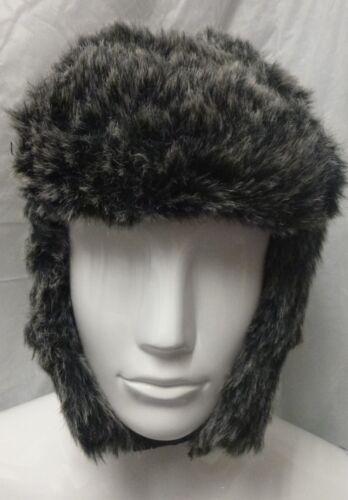 Chapeau d/'hiver trapper deer stalker chapeau d/'hiver fausse fourrure chapeau taille unique unisexe nouveau
