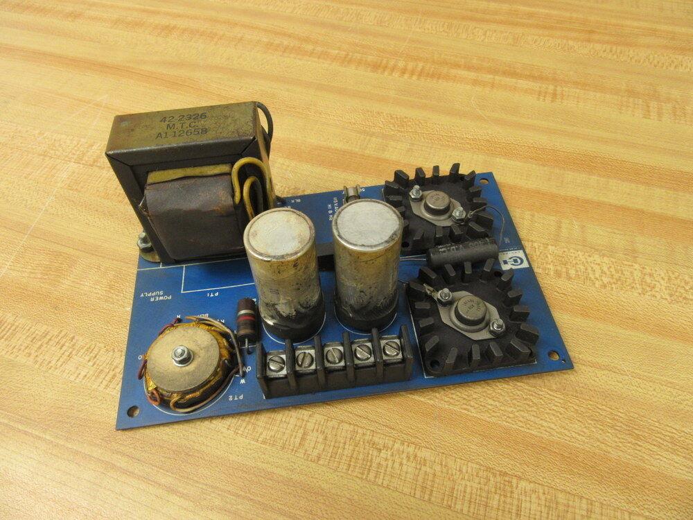 Cutler Hammer 58-3967 Power Supply 583967