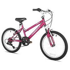 """Kids Kent Terra 2.0 - 20"""" Mountain Bike 7 Speed - Hot Pink"""