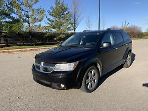 2010 Dodge Journey R/T AWD V6 7 Pass. Leather Sunroof