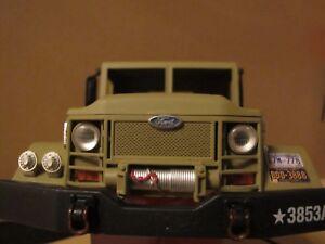 Scheinwerfer-Blinker-Glas-f-HENG-LONG-M35A2-LKW-1-16-RC-Military-Truck-Crawler