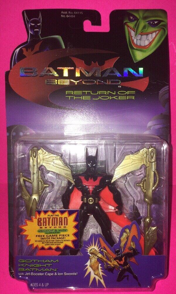 ber die rckkehr der joker batman gotham ritter batman action - figur 2000 hasbro