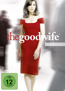 3 DVDs * THE GOOD WIFE - STAFFEL / SEASON 4.2 ~ DIGI # NEU ...