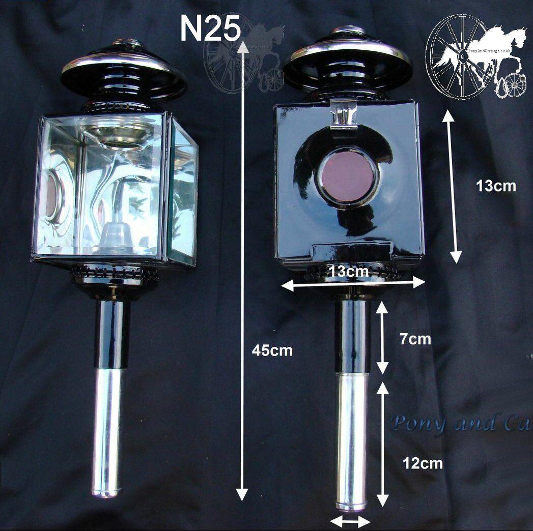 CAVtuttiO autoROZZA PULLuomo LAMPADE Cob Cavtuttio Dimensioni ottone o bianca Metal Trim N25 n25b