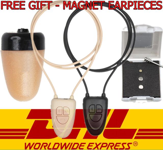 GSM BOX Earpiece invisible earphone hidden headset Spy