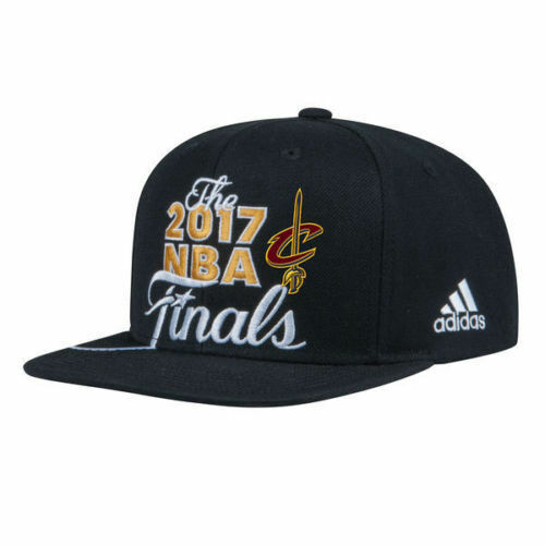 best sneakers 89d5f fb69f Cleveland Cavaliers 2017 adidas Locker Room Finals Cap Conference Champion  Hat   eBay