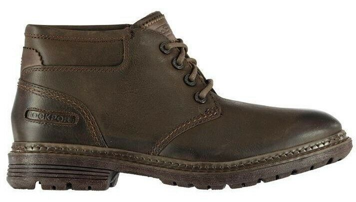 Rockport Pelle, Uomo Desert Boots, Vera Pelle, Rockport Marrone, prezzo consigliato 99e63f