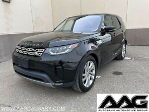 2017 Land Rover Discovery 7 Pass Navi