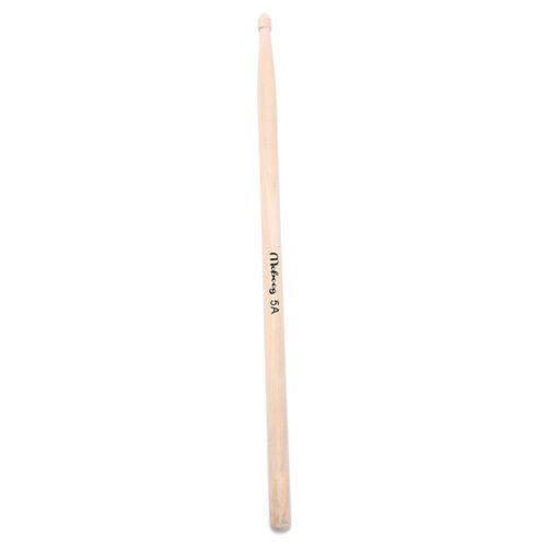 1 pair 5a wood drumsticks stick for drum lightweight drum sticks musical parts X