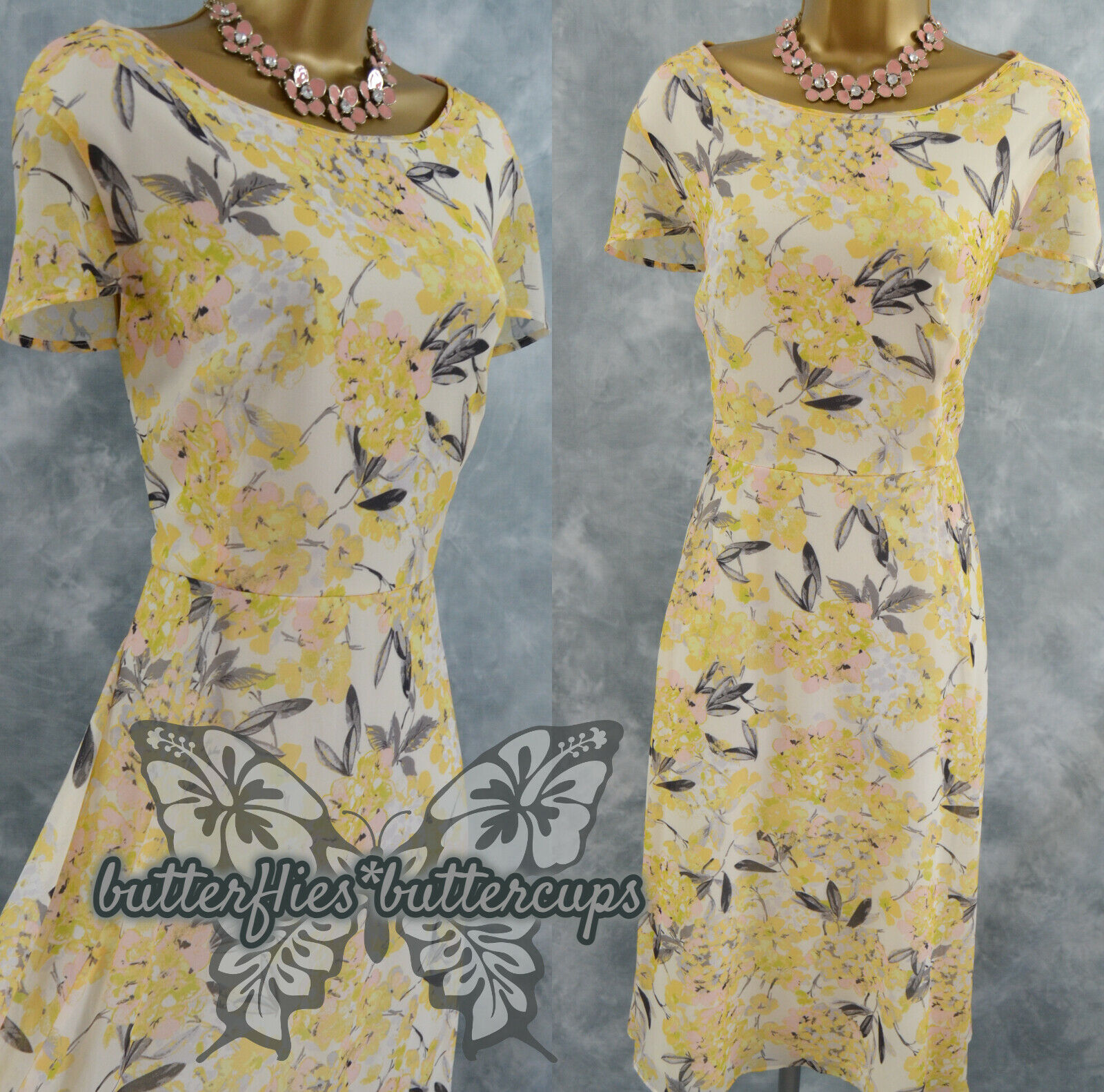 ~ DOROTHY PERKINS ~ Size 18 Primrose Dress Suit Mother of the Bride Outfit