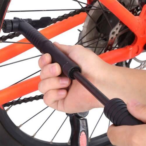 Bicycle Pump Bike Tyre Pump Inflator Nylon Cycling Air Pump High Pressure 120Psi