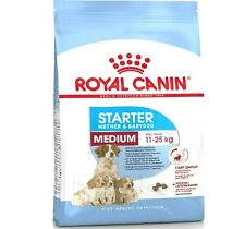royal canin starter medium