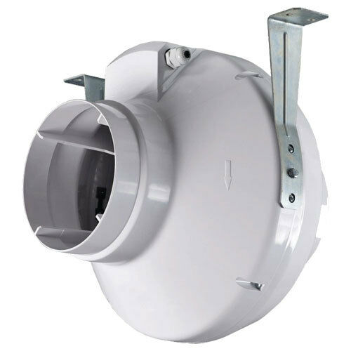 Rohrventilator radial Rohrlüfter Lüfter Ventilator Radiallüfter Gebläse dalap®