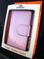 5 Merkury Wallet Case Mi-zw1520 W/ Access Zune Control Ports & 3 Slots For Ids