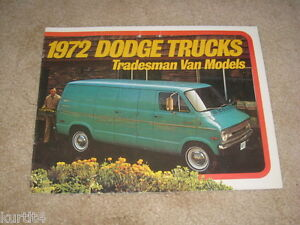 Dodge tradesman b200